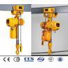 Buy cheap Vc-B 0.5 Ton ~ 20 Ton Chain Block&Air Powered Kito Electric Chain Hoist from wholesalers