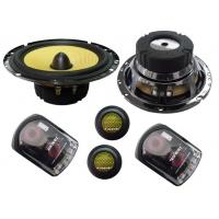 China Car Speaker 6.5'' Component Max Power:240W Magnet	10 oZ Voice Coil25mm KSV  coneGlass f on sale