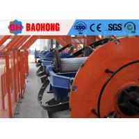 Quality 3+1+1 Cable Laying Machine Round Cable Insulated Core 1250/1+3 1+4 1+5 for sale
