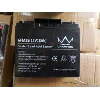 Buy cheap Sealed Lead Acid Battery 12v 18ah Deep Cycle Battery For Solar UPS Inverter from wholesalers