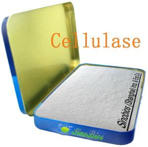 Quality Animal Acid Powdered Cellulase Enzyme Nutritional Feed Additives 1500u/g Szym-ACE1D5FE for sale