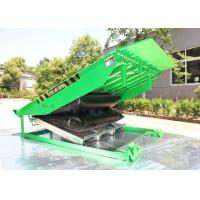 Quality Airbag Lifting System Loading Dock Leveler With High Strength Anti - Wear for sale