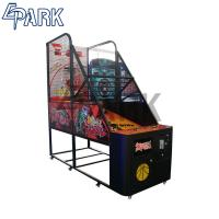 Quality Normal Basket Ball Machine coin operated game Electronic Basketball Machine for sale