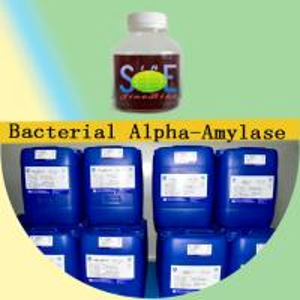 Quality Healthy Food Additives Bacterial amylase alpha Brown Liquid 4,000u/mL Szym-BAA4LFO for sale