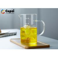 Buy cheap 500ml 2 Cup Liquid Measuring Cup Durable Lead Free Temperature Resistant from wholesalers