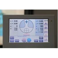 """7.0"""" Color LCD Digital Touch Screen Auto Lensmeter by Green Beam Measurement of"""
