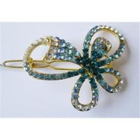 China Butterfly hairpin on sale