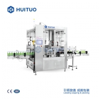 Quality 1.5KW Food And Beverage Automatic Bottle Capper for sale