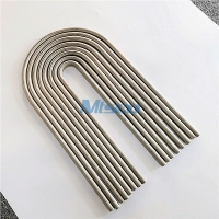 Quality 25.4mm U Bend Cold Rolled Seamless Welded Pipe Duplex Steel For Heat Exchanger for sale