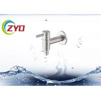 Quality Wall Mounted Water Tap For Washing Machine, UPC Basin Water Bibcock Taps for sale