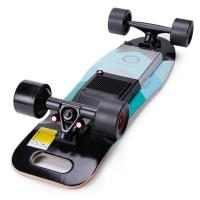 Quality Removable Battery Longboard Electric Skateboard With 2 Hours Charge Time for sale