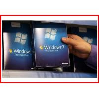 Quality Full Version Windows 7 Professional Retail Box Sp1 Deutsch DVD With COA for sale
