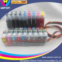 Quality 9 color ciss for Epson R3000 inkjet printer ciss ink system for sale