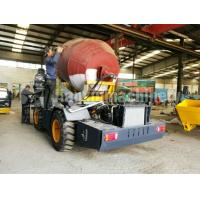 China CE certified cheap high quality easy operation mobile self loading concrete truck on sale