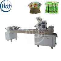 Quality Plastic Pillow Type Automatic Food Packing Machine Soap Sugar Stick Packaging for sale