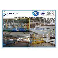18 M / Min Roll Handling Solutions With Corrugated Rolls and Board Line CE Certification