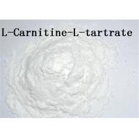 Buy Sport Nutrition Lcarnatine Vitamin BT L Tartrate E 36687 82 8 Solubility Clear at wholesale prices