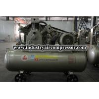 Quality 380V Lubrication Oilless Industrial 3 Phase Air Compressor For Pneumatuic Lock 12 Bar for sale