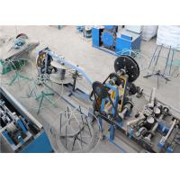 Quality Fully Automatic Barbed Wire Machine , Double Twist Barb Wire Fencing Equipment for sale