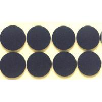 Quality Round Black EVA Pad Diameter From 2 To 100 MM 0.3mm Thinnest D80*1.5mm for sale