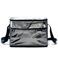 Quality Colored Thermal Lunch Tote Bags Aluminum Foil For Men Wowen And Children for sale