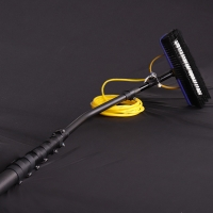 Quality 20 Ft Extendable Water Carbon Fibre Telescopic Pole for sale