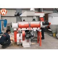 Quality Rabbit Sheep Horse Cow Cattle Feed Pellet Making Machine In Stock for sale