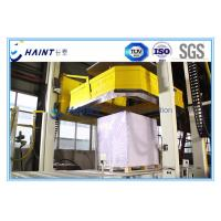 Buy cheap Fully Wrapped Winding Pallet Wrapping Machine Automatic Control Labor Saving from wholesalers