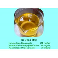 Quality Nandrolone Synthetic Injectable Anabolic Steroids Tri Deca 300 Mg/Ml Yellow Color Oil for sale