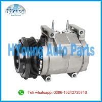 China Auto parts AC compressor DKV-08R for Nissan Micra 1.4 2006- Z0005068A on sale