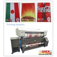 Quality Direct Sublimation Mutoh Textile Printer Flag Printing 2000W Gross Power for sale