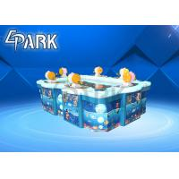 Quality Indoor Amusement Fishing Simulator Game Machine For Children 13 Players for sale