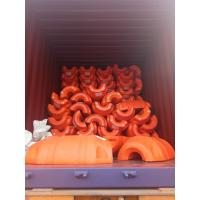 Buy cheap Large Diameter 710mm MDPE Floating Gold Dredge Pontoons for mining tailing from wholesalers