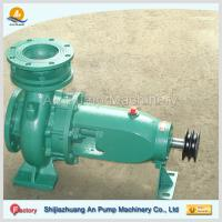 Quality Agricultural Irrigation Diesel Water Pump for sale