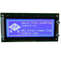Quality Dot Matrix Type STN Graphic LCD Display Module , 130*65mm Transflective LCD Module for sale