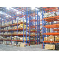 Quality 1000kg conventional double deep pallet racking system industrial shelving rack for sale