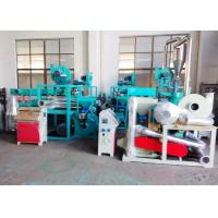 Quality 45KW Wood Pulverizer Machine 3700rpm Voltage Protection Double Shafts for sale