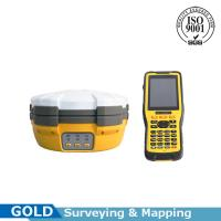 Quality Data Auto-recorded RTK GNSS Base and Rover Land Surveying System for sale
