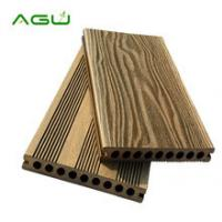 China WPC Outdoor Artificial Wood Flooring co-extrusion WPC decking on sale