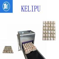 Easy Operation Egg Laser Batch Coding MachineWith Thermal Foam Type Nozzle
