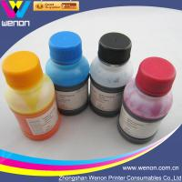 Quality 4 color edible ink for Canon printer ink for sale