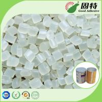 Quality Excellent Adhesion Hot Melt Glue Pellets For Paper Jar Tin Labeling Packaging for sale