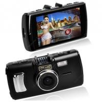 Quality 1/3 CMO Motion Detecting Video Car DVR Recorders 3MP High Resolution With Battery for sale