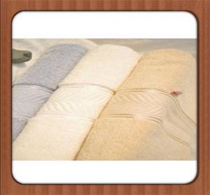 Quality Custom 100% Cotton White Hand Towel Face Towel/Hotel Bath Cotton Towel for sale