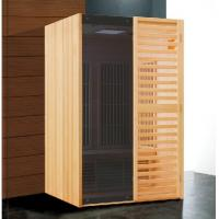 Quality 220 V 2 Person Infrared Home Sauna Room For Weight Loss, 1820 W for sale