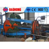 Quality High Efficient Laying Up Machine , Underground Cable Laying Machine for sale