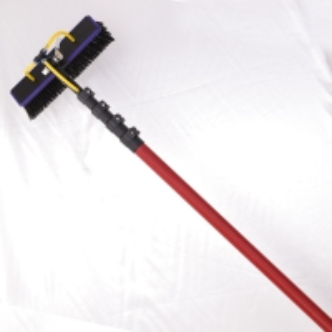 Quality Fiberglass Extension Telescopic Carbon Fibre Window Cleaning Poles for sale