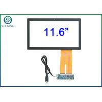 Quality Industrial PCAP Projected Capacitive Touch Screen With EETI Controller EXC80H4254 for sale