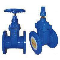 WRAS Resilient Seated Gate Valve Non Rising Stem With Square Head / Hand Wheel