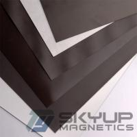 China Rubber /Flexible magnets rod  Magnets used in motors, generators,Pumps on sale